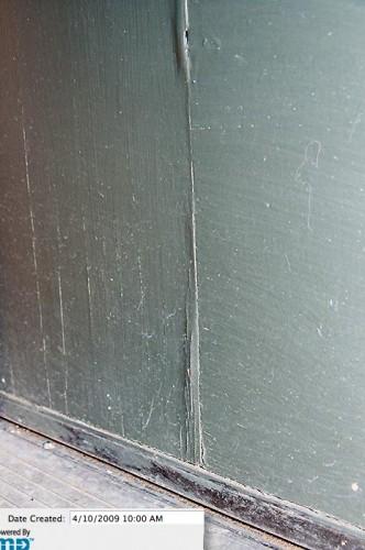 Rutherford Custom Homes' splitting doors