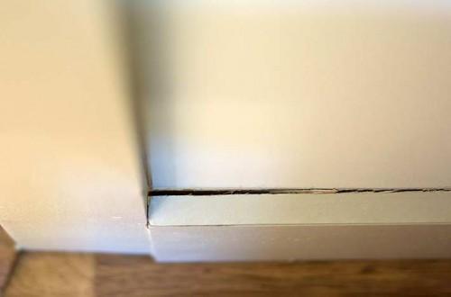 Rutherford Custom Home moisture intrusion
