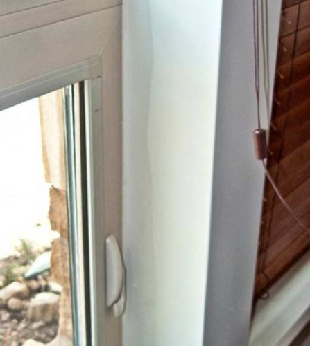 Rutherford Custom Homed builder did not stop window leaks