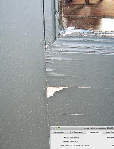 Rutherford Custom Homes' doors destruction debacle.