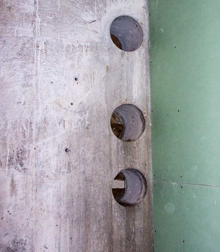 Vents added to Rutherford Custom Homes under-vented crawl space