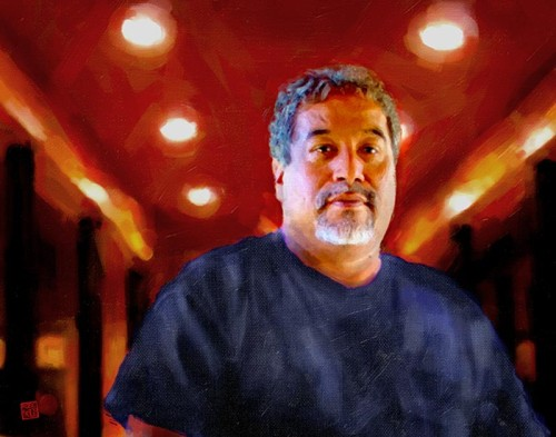 Daniel Mendoza, Superior Painting, San Marcos, TX. owner